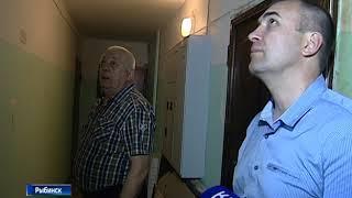 В Рыбинске людей переселили из ветхого жилья в аварийные дома