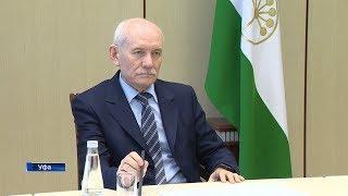Рустэм Хамитов встретился с заслуженным тренером России Ниной Мозер