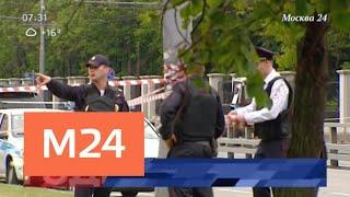 В Москве решат вопрос об аресте мужчины, захватившего заложницу в супермаркете - Москва 24
