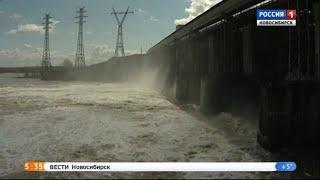 В Новосибирске ожидают вторую волну паводка