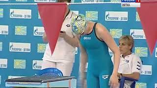 Чемпионат России по плаванию среди лиц с интеллектуальными нарушениями(ГТРК Вятка)