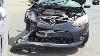 Ребенок пострадал в ДТП с двумя авто на Фадеева