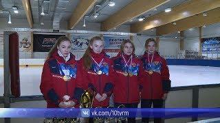 Мордовская сборная по шорт-треку стала одной из лучших на Всероссийской зимней спартакиаде