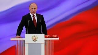 Югорчане посмотрят инаугурацию президента России