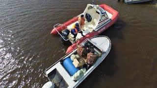 В Югре всё больше владельцев лодок имеют проблемы с законом
