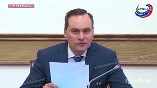Премьер Дагестана встретился с представителями организаций строительного комплекса республики