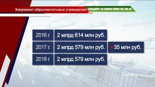 В Татарстане завершается ремонт 112-ти образовательных учреждений | ТНВ