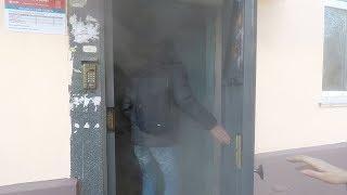 Густой пар окутал жилой дом в Волгограде из-за бездействия коммунальщиков
