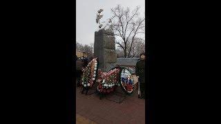 В Ростове почтили память воинов-интернационалистов