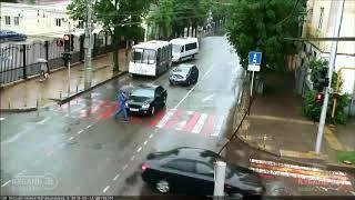 Подборка ДТП за май 2018 года! Часть 1! Traffic accidents! Accidents de circulation!