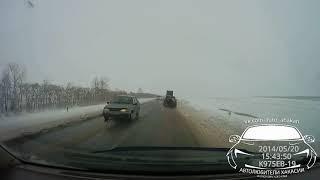 26.03.18 ДТП трасса Абакан - Красноярск