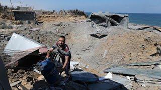 Газа-Израиль: затишье после бури