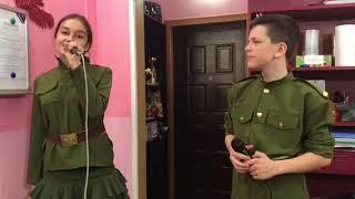 Споем о Великой Победе: Эмин Мамедов и Алина Емельянова