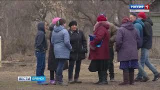 У детей из брянского поселка дорога в школу слишком длинна