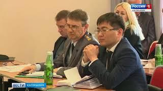 В Элисте проходит совещание Союза автотранспортников ЮФО