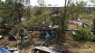 Зеленокумск возвращается к полноценной жизни после урагана