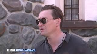 Съёмки в Кириллове: Сергей Безруков рассказал о своей роли в «Обители»