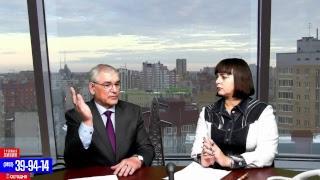 В эфире: Леонид Бакшеев, начальник управления АПК