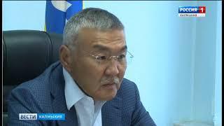 Алексей Орлов сегодня принял участие в видеоконференции