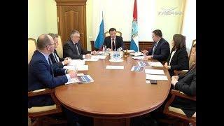 Сотрудничество региона с одной из крупнейших финансовых организаций страны обсудили в Самаре