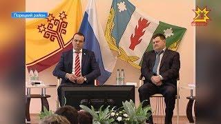 Итоги социально-экономического развития подвели в Порецком районе.