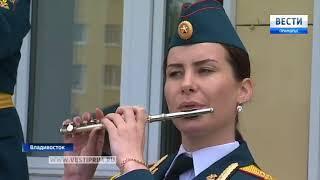 Кадетские игры - в  Приморье проходят состязания курсантов военных училищ
