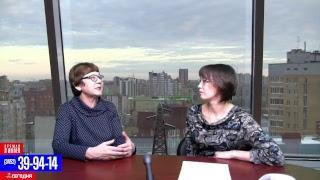 В эфире: Людмила Суплотова