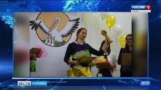 Педагог из Толвуи стала одним из лучших учителей России.