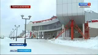 В Новосибирске задержан директор Планетария Сергей Масликов