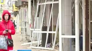 Глава Красноярска резко ответил на требование остановить снос павильонов