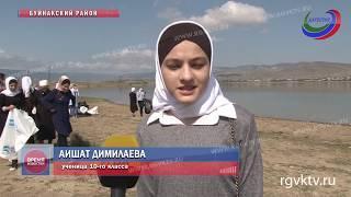 В Дагестане проходит акция «Вода России»