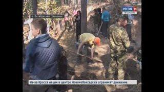 В Заволжье начались раскопки Волжского оборонительного рубежа