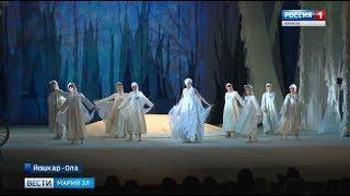 В Йошкар-Оле национальный театр Шкетана показал премьеру спектакля «Снегурочка»