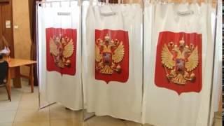 В Березовском открылись все избирательные участки