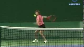 В Пензе стартовали областной чемпионат и кубок федерации по теннису