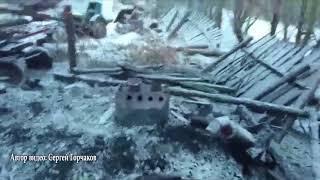 В деревне Пушкино сгорела мастерская гуслей