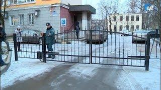 История с забором у новгородского садика №33 «Росинка» получила продолжение