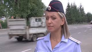 Полицейские напомнили о правилах перевозки детей автомобилистам Биробиджана(РИА Биробиджан)