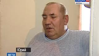 Стена здания по улице Романа Ердякова разваливается (ГТРК Вятка)