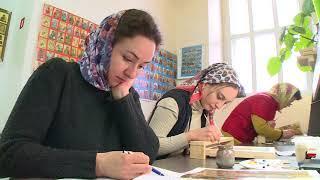 В Ижевске возрождают почти забытое мастерство иконописи