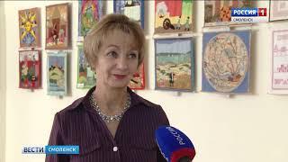 В Историческом музее открылась выставка к юбилею арт-проекта «Смоленский плат»