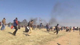 Сектор Газа: новый виток насилия