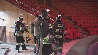 Ставропольский цирк проверили на безопасность