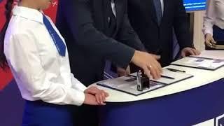 открытие чм-2018 по хоккею с мячом, Хабаровск