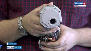 Студент политехаизобрёл и запатентовал робота-червяка