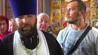Мощи Святых Владимира и Александра Невского привезли в Ялту