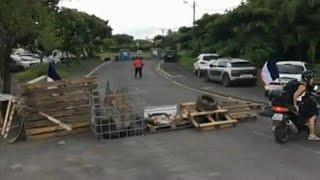 Акции протеста на Майотте