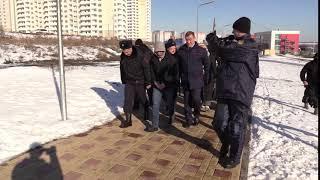 Подозреваемый в убийстве девушки в Ростове показал, как убивал