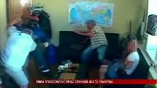 01 08 2018 Подозреваемые в двух разбойных нападениях задержаны в Ижевске