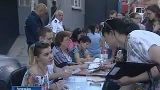 Пожар на 1-ой линии в Ростове: коммунальщики восстанавливают кровлю здания